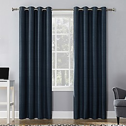 Sun Zero™ Duran Grommet Thermal insulated Blackout Curtain Panel