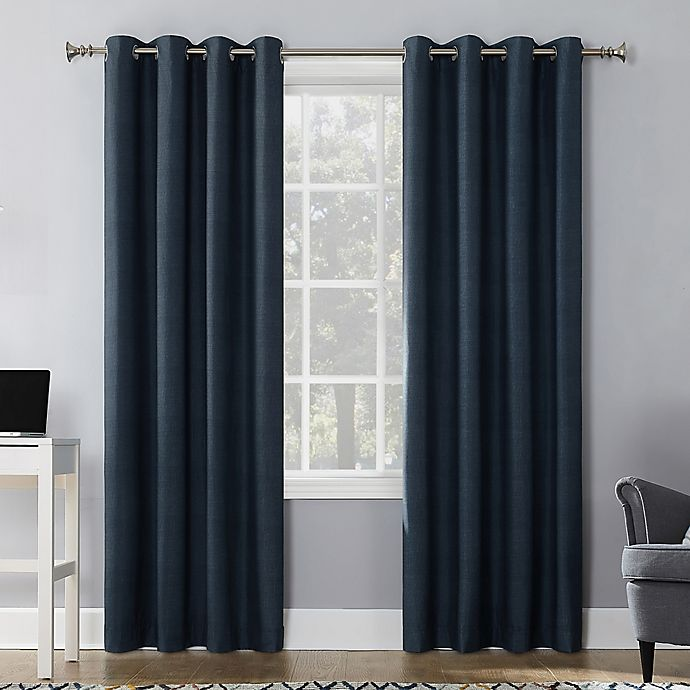 Thermal Insulated 100 Blackout Curtain