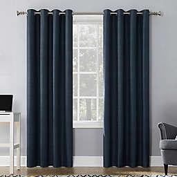 Sun Zero® Duran Grommet 100% Blackout Window Curtain Panel