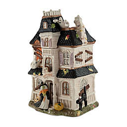 Fitz and Floyd® Haunted House Halloween Cookie Jar