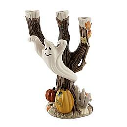Fitz and Floyd® Halloween Harvest Ghost Candelabra