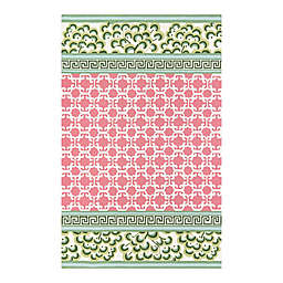 Madcap Cottage by Momeni® Montserrat 8' x 10' Area Rug in Pink