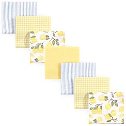 Hudson Baby® 7-Pack Flannel Receiving Blankets