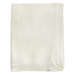 Mud Pie® Petite Knit Receiving Blanket