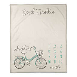 Designs Direct Little Adventurer Throw Blanket