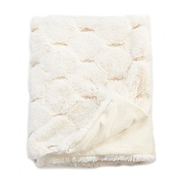Mud Pie® Honeycomb Receving Blanket