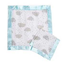 aden + anais® essentials 2-Pack Cotton Security Blankets