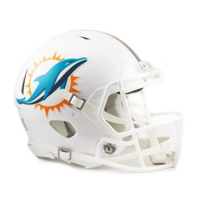 Riddell 174 Nfl Miami Dolphins Authentic Speed Full Size