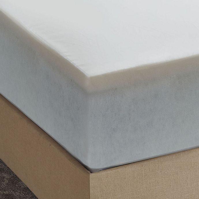 Therapedic® 2 Inch Memory Foam Mattress Topper | Bed Bath & Beyond