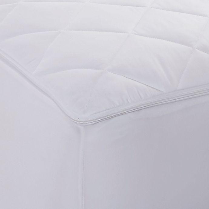 Alternate image 1 for Therapedic® 3M Scotchgard™ Extra Comfort Foam King Mattress Pad