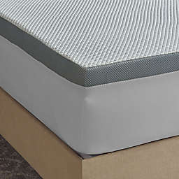 Therapedic® TruCool® Serene Foam Full Mattress Topper