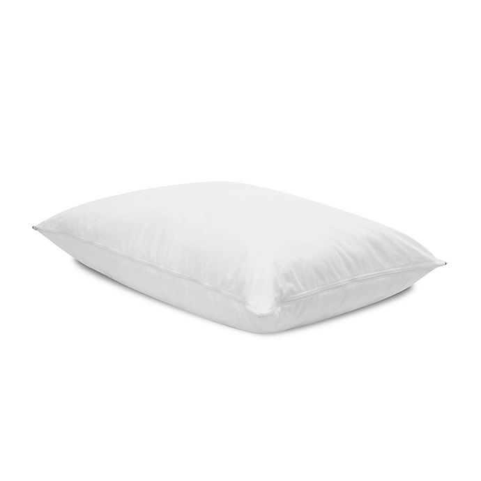 Alternate image 1 for Therapedic® Cotton Latex Foam Bed Pillow