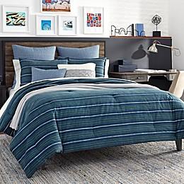 Nautica® Claridge 3-Piece Reversible Comforter Set