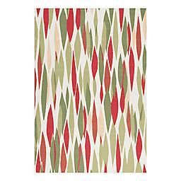 Waverly® Sun N Shade Abstract Indoor/Outdoor Rug