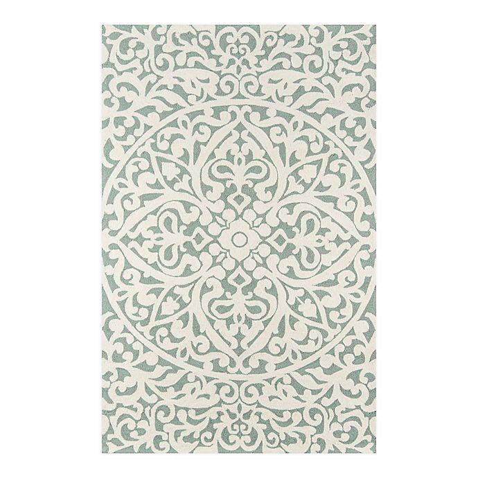 Alternate image 1 for Momeni® Veranda Geometric Indoor/Outdoor Area Rug
