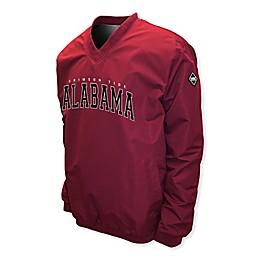 University of Alabama Members Windshell Pullover Jacket