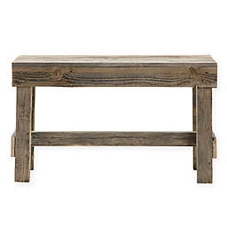 Del Hutson Designs® Reclaimed Fence Wood Bench
