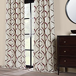 Lily Window Curtain Panel Collection