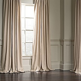 Linen Window Curtain Panel Collection