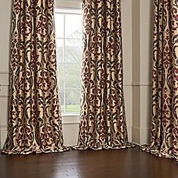 Trivoli Window Curtain Panel Collection