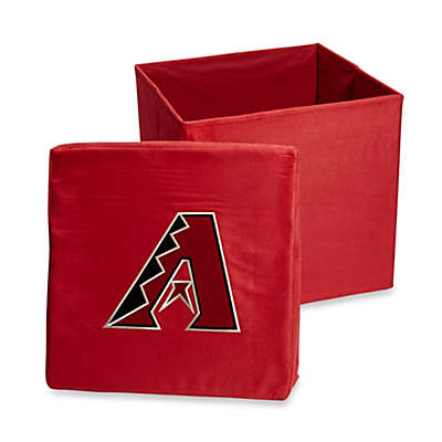 Arizona Diamondbacks Collapsible Storage Ottoman