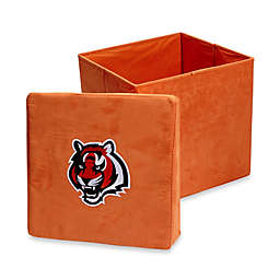 Cincinnati Bengals Collapsible Storage Ottoman