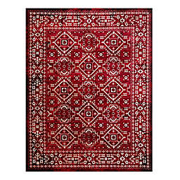 VCNY Home Evelyn 8' x 10' Area Rug in Red
