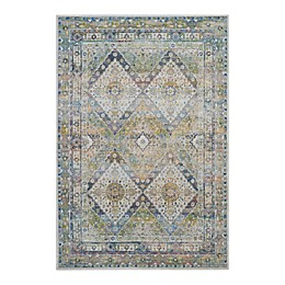 Nourison Global Vintage Diamonds Rug