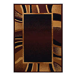 Home Dynamix Premium Rizzy Area Rug in Brown