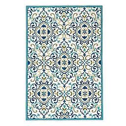 VCNY Home™ Lilou Damask Multicolor Rug