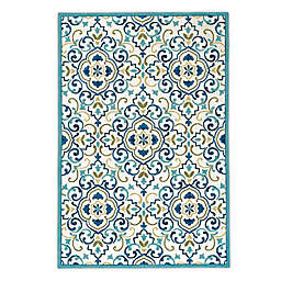 VCNY Home™ Lilou Damask Multicolor 8' x 10' Area Rug