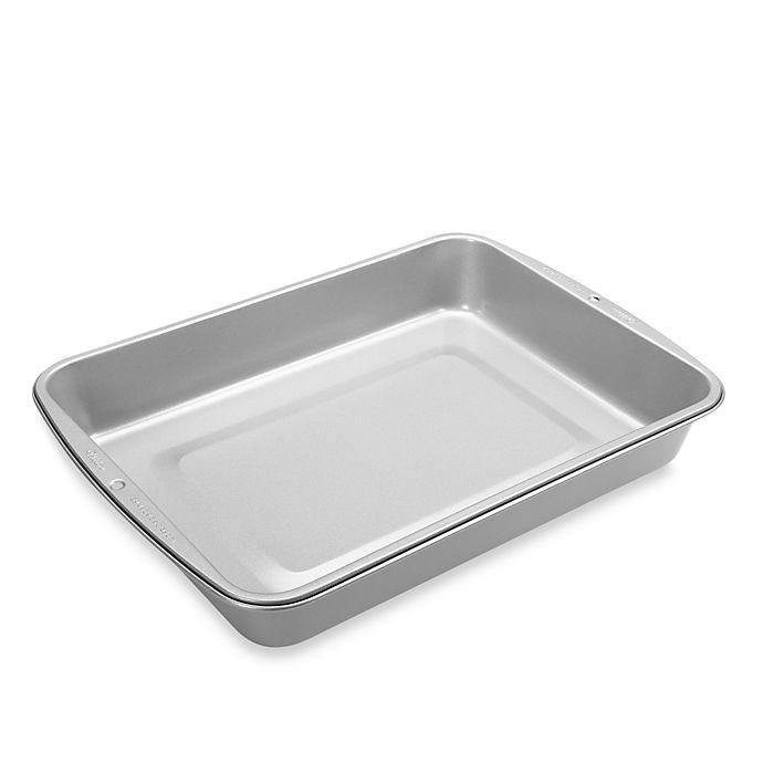 Alternate image 1 for Wilton® Baker's Best 11-Inch x 15-Inch Lasagna Baking Dish