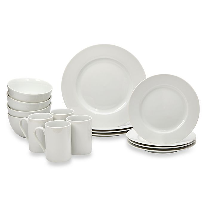 Alternate image 1 for Tabletops Gallery® Soleil 16-Piece Dinnerware Set
