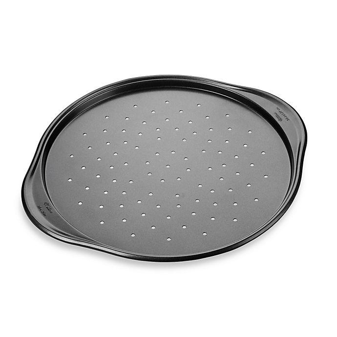 Alternate image 1 for Wilton® Advance® 14-Inch Pizza Crisper Pan
