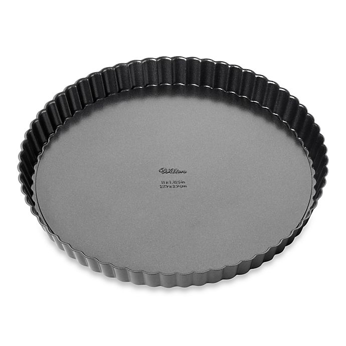 Alternate image 1 for Wilton® Advance® 11-Inch Tart and Quiche Pan