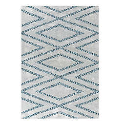 VCNY Home™ Madden Geometric Rug in Blue