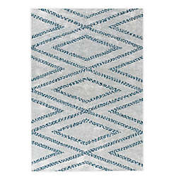 VCNY Home™ Madden Geometric 8' x 10' Area Rug in Blue