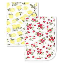 Hudson Baby® 2-Pack Cotton Swaddles