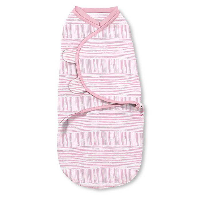 Alternate image 1 for SwaddleMe® Small Natural Position Swaddle