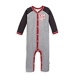 Burt's Bees Baby® Thermal Raglan Organic Cotton Coverall