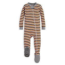 Burt's Bees Baby® Halloween Stripe Organic Cotton Footie