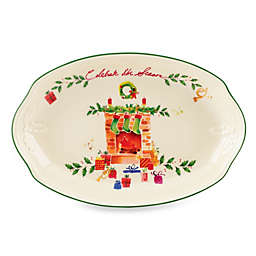 Lenox® Holiday™ 10.5-Inch Celebrate the Season Tray