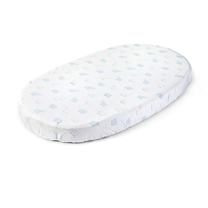 Alternate image 1 for Stokke® Sleepi™ Petit Pehr Fitted Crib Sheet