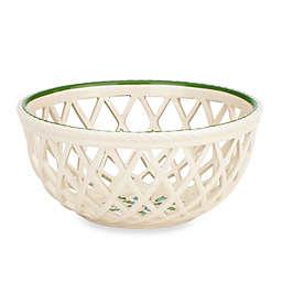 Lenox® Holiday™ 13.5-Inch Open Weave Bread Basket
