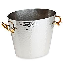 Godinger Leaf 2-Tone Wine Bucket