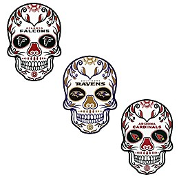 NFL Mini Skull Graphic Decal Collection