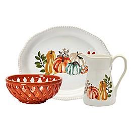Modern Farmhouse Home Harvest Serveware Collection