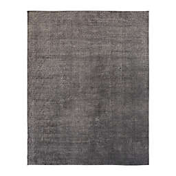Renzo Handcrafted Rug in Brown