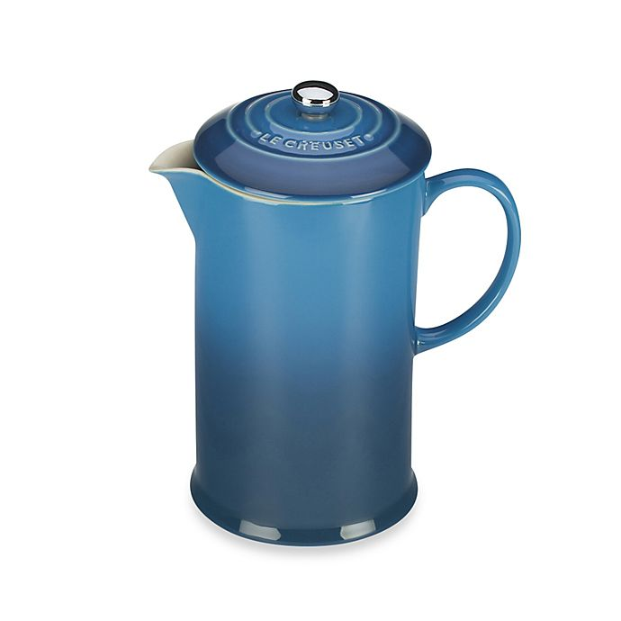 Alternate image 1 for Le Creuset® 27 oz. French Press in Marseille