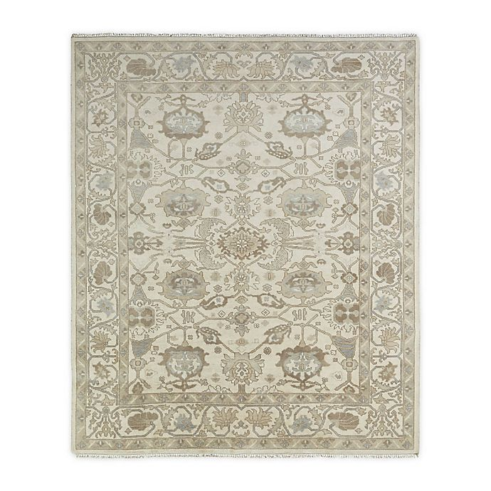 Alternate image 1 for Umbria Hand Knotted Area Rug in Beige